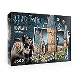 Wrebbit 3D W3D-2014 - Hogwarts Große Halle, Harry Potter, 3D-Puzzle