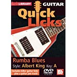 Guitar Quick Licks - Rumba Blues/Albert King