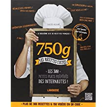 750 g - Les recettes cultes