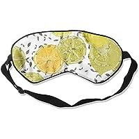 Comfortable Sleep Eyes Masks Lemons Fruits Printed Sleeping Mask For Travelling, Night Noon Nap, Mediation Or... preisvergleich bei billige-tabletten.eu