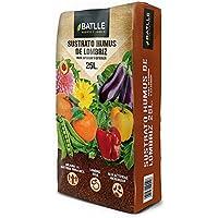 Amazon.es: humus de lombriz - Semillas Batlle: Jardín