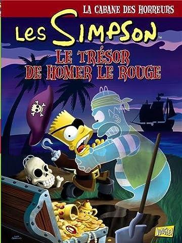 Les Simpson - La cabane des horreurs, Tome 4 :