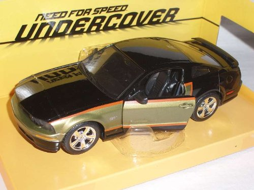 Ford Mustang GT Cobra Jet Need For Speed Undercover 1/24 Maisto Modellauto Modell Auto SondeRangebot