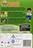 Go Diego Go: Wolf Pup Rescue [DVD]