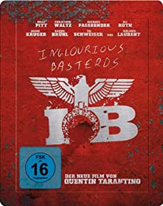 Inglourious Basterds - Steelbook [Blu-ray] [Limited Edition]