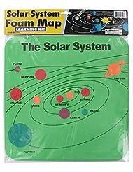 FindingKing 72espuma sistema Solar mapa