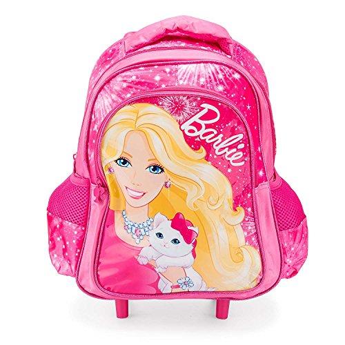 Barbie Rucksack (Rosa Barbie Trolley Rucksack)