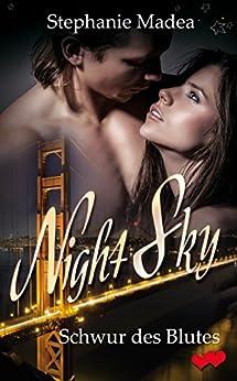 Schwur des Blutes (Night Sky 2) von [Madea, Stephanie]