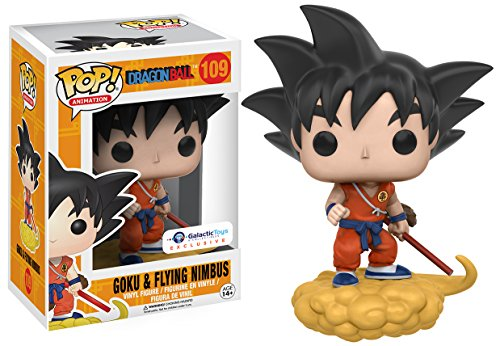 Funko Pop Goku con la nube (Dragon Ball 109) Funko Pop Dragon Ball