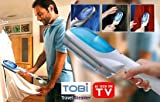 Siddhi Collection Plastic Portable Steam Iron Handheld Tobi Garment,(Multicolour, Tobi_02)