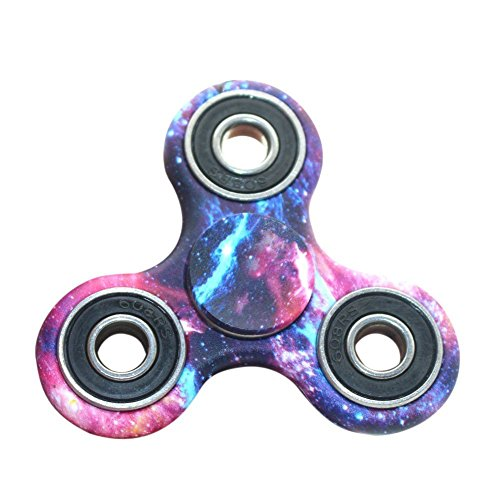 Someas EDC Fidget Camo Style Spinner High Speed Stainless Steel Bearing for Leisure Time (Style 19)