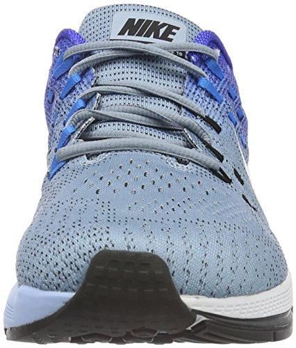 Nike Herren Air Zoom Structure 19 Laufschuhe Azul (Azul (blue grey/white-racer blue-blue glow))