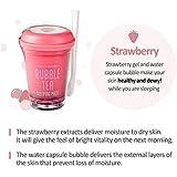 1. Straw berry : [Etude House] Bubble Tea Sleeping Pack 100g 3 Types Moisture Korea Cosmetic