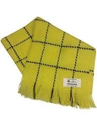 Rupert el oso bufanda 100% pura lana hecho en Escocia