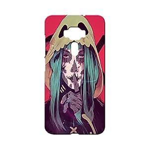 G-STAR Designer Printed Back case cover for Asus Zenfone 3 (ZE520KL) 5.2 Inch - G5811