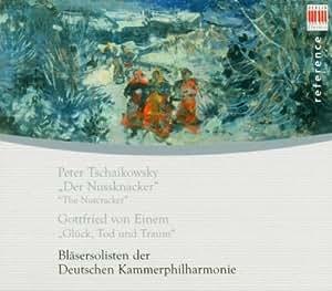 Čajkovskij: Der Nussknacker / Glück, Tod und Traum