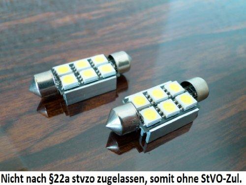 2-x-high-power-led-kennzeichenbeleuchtung-wei-seat-toledo-und-leon-1m-ibiza-6k-6l-cordoba-hell