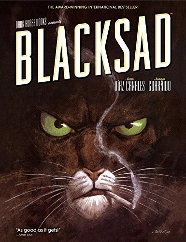 Blacksad by Canales, Juan Diaz (2010) Hardcover