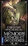 Mémoire d'encre et de cendres - tome 2 par Machureau