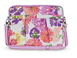 All For Color Garden Retreat Lap Top Sleeve, Large