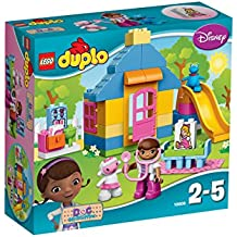 LEGO - La clínica en el jardín de la doctora Juguetes, multicolor (10606)