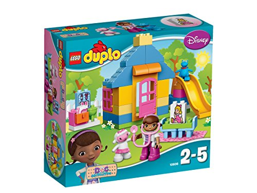 Lego - 10606 - DUPLO Doc McStuffins - Dottoressa Peluche - clinica in giardino