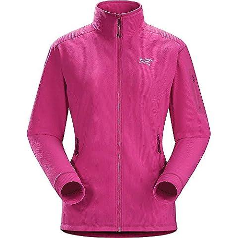 Acteryx Delta LT giacca da donna, Donna, Delta LT, Violet Wine, L