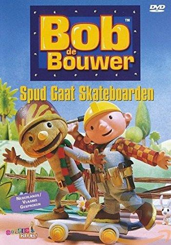 Bob de bouwer - Spud gaat skateboarden (1 DVD)