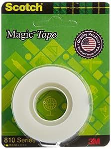 Scotch Magic Blaster Transparent Tape, 19 mm x 25.4 m