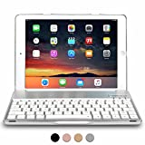 Ti piacerebbe che l'iPad Air funzionasse come un MacBook Air? La custodia NoteKee F8S è realizzata in alluminio di qualità superiore e plastica rigida flessibile che riducono l'ingombro dell'iPad Air e valorizzano l'estetica del tablet. In po...