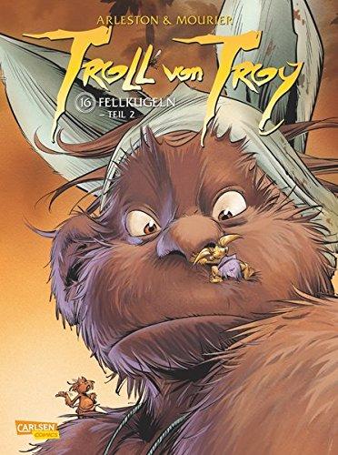 Troll von Troy 16 - Fellkugeln, Teil 2 (Comic)