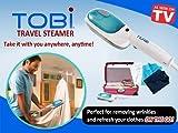 #7: Portable Steam Iron Handheld, Garment Steamer / Sterlizer