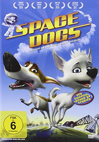 Space Dogs - Der Kinofilm (DVD)