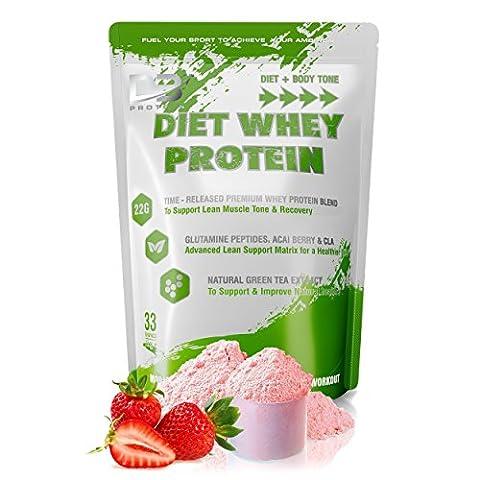 DB Protein Diet Whey Protein Powder (Sweet