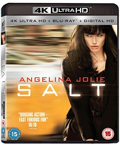Salt[Blu-ray + 4K Ultra HD + Digital HD]] [2010] [Region Free]