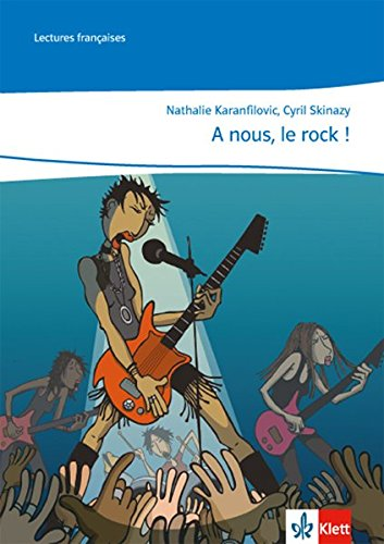 ektüre mit Audio-CD Klasse 9/10: A2+ (Lectures françaises) (Klett-rock)