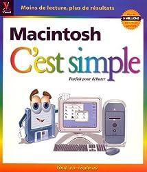 Macintosh c'est simple