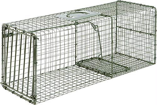 Live Animal Cage (Heavy Duty Live Animal Cage Trap by Duke Pecan)