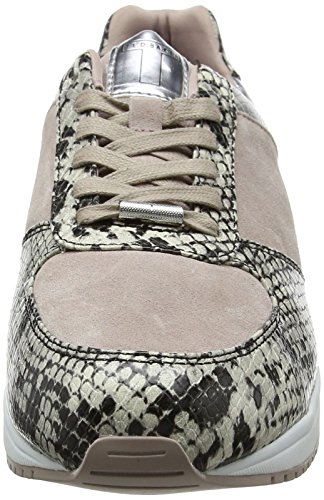 Ted Baker Kapaar, Sneakers Basses Femme Rose (Mink)