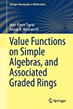 Value Functions on Simple Algebras, and Associated Graded Rings (Springer Monographs in Mathematics)