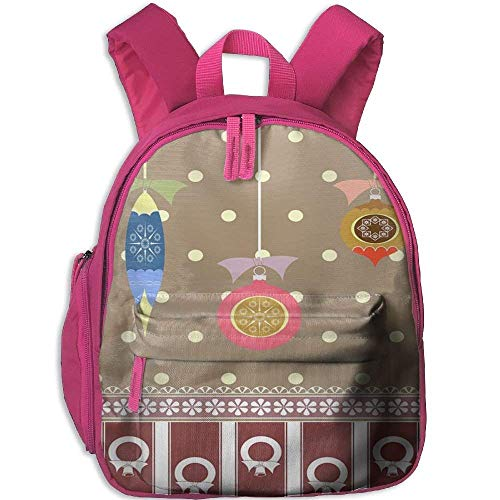 0c59049552 Funny Schoolbag Backpack Adorable Adornment Toddler Kids Pre School Bag Cute  3D Print Children School Backpack