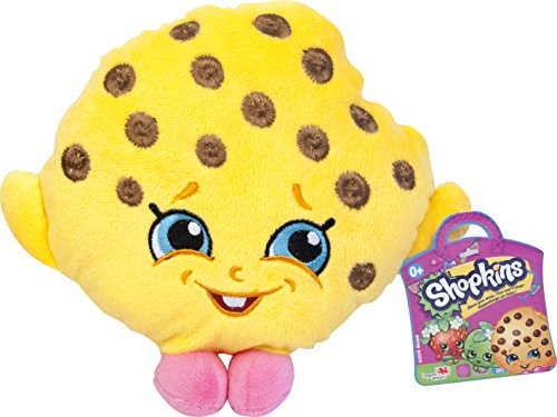 Shopkins 8-Inch Plush - Kookie Cookie