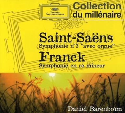 Cesar Franck Symphonie - Saint-Saëns : Symphonie n°3
