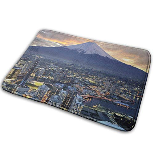 Door Floor Mat Area Rug Anti-Skid Foot Pad Japan Mount Absorption Doormats Home Bathroom Entry Clean Step -