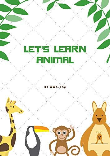 Fun Animal: Flashcards English Edition
