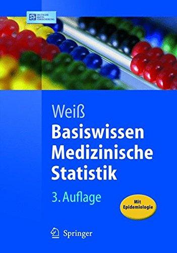 Basiswissen Medizinische Statistik (Springer-Lehrbuch)