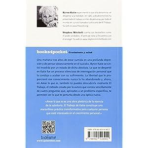 Amar lo que es (Books4pocket crec. y salud)