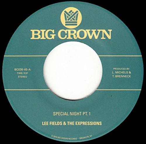 Preisvergleich Produktbild Special Night Pts 1 & 2 [Vinyl Single]