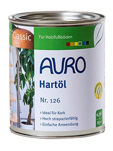 Auro Hartöl (0,75 Liter, farblos)