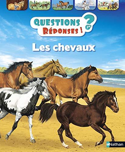 Les chevaux - Questions/Réponses - doc dès 7 ans (01) par Jackie Gaff